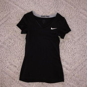 Nike pro tee shirt